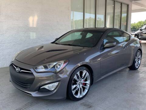 2013 Hyundai Genesis Coupe for sale at Powerhouse Automotive in Tampa FL