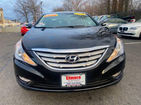 2012 Hyundai Sonata for sale at Elmora Auto Sales in Elizabeth NJ
