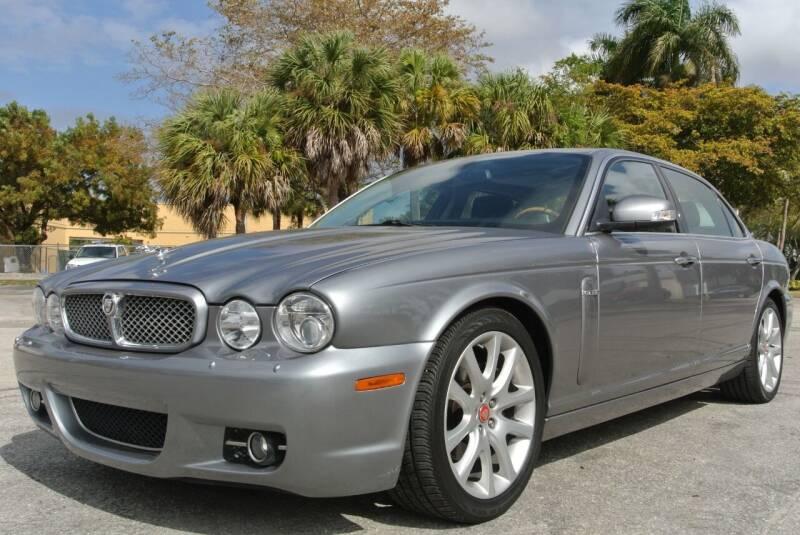 2008 Jaguar XJ-Series for sale in Miami, FL