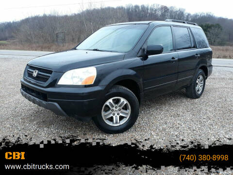 2005 Honda Pilot for sale at CBI in Logan OH