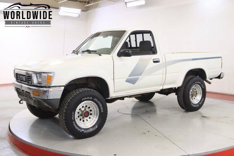 1989 Toyota Pickup for sale in Denver, CO