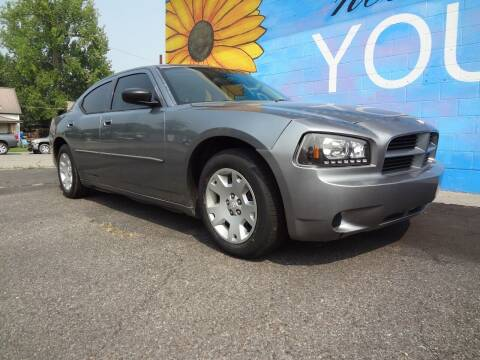 2007 Dodge Charger for sale at FINISH LINE AUTO SALES in Idaho Falls ID