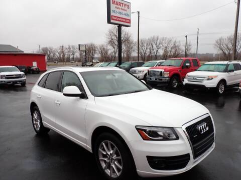 2012 Audi Q5 for sale at Marty's Auto Sales in Savage MN