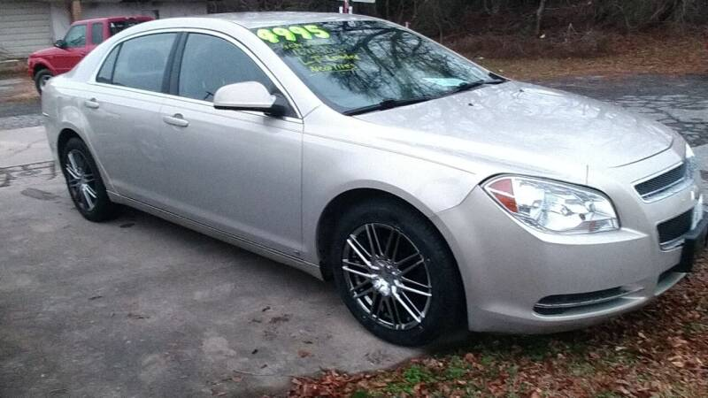 2009 Chevrolet Malibu for sale at IMPORT MOTORSPORTS in Hickory NC