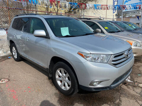 2011 Toyota Highlander for sale at Polonia Auto Sales and Service in Hyde Park MA