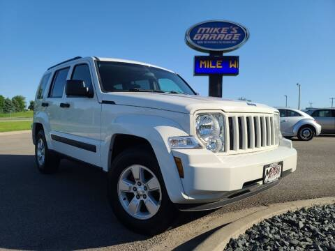 2009 Jeep Liberty for sale at Monkey Motors in Faribault MN