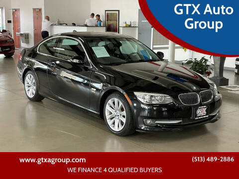 2012 BMW 3 Series for sale at UNCARRO in West Chester OH
