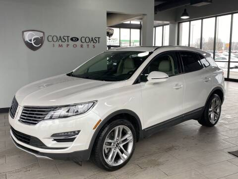 2017 Lincoln MKC for sale at Coast to Coast Imports in Fishers IN