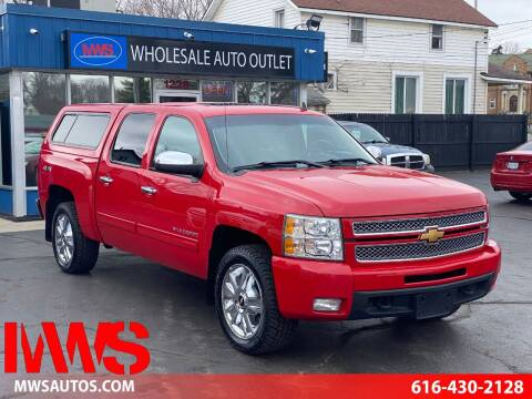 2013 Chevrolet Silverado 1500 for sale at MWS Wholesale  Auto Outlet in Grand Rapids MI