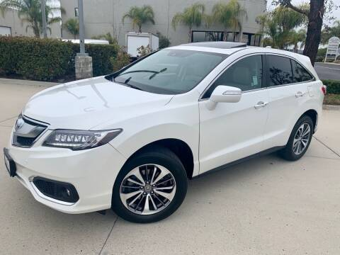 2018 Acura RDX for sale at Destination Motors in Temecula CA