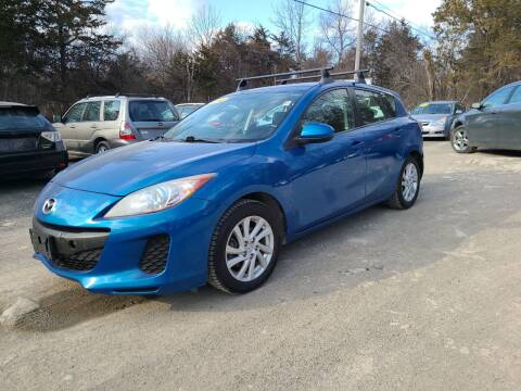 2012 Mazda MAZDA3 for sale at B & B GARAGE LLC in Catskill NY