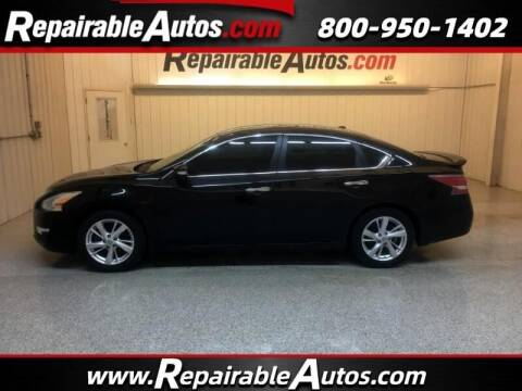 2013 Nissan Altima for sale at Ken's Auto in Strasburg ND