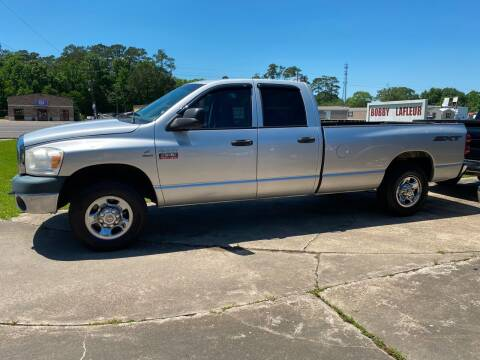 2009 Dodge Ram Pickup 2500 for sale at Bobby Lafleur Auto Sales in Lake Charles LA