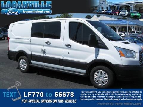 2016 Ford Transit Cargo for sale at Loganville Ford in Loganville GA