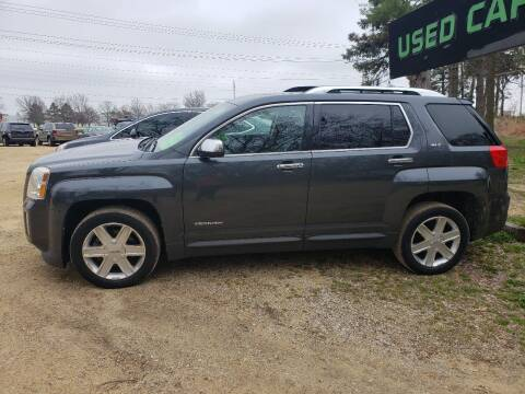 2011 GMC Terrain for sale at Northwoods Auto & Truck Sales in Machesney Park IL
