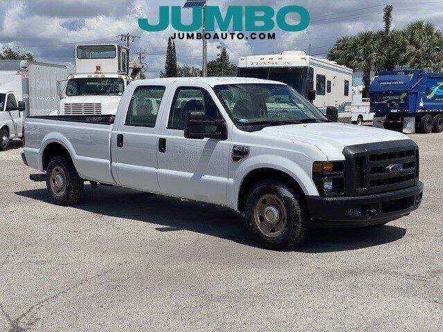 2008 Ford F-350 Super Duty for sale at Jumbo Auto & Truck Plaza in Hollywood FL