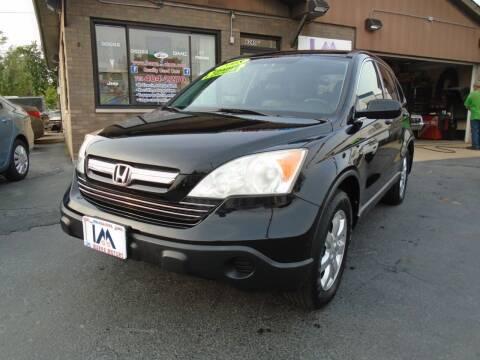 2008 Honda CR-V for sale at IBARRA MOTORS INC in Cicero IL