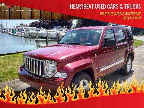 2012 Jeep Liberty for sale at Heartbeat Used Cars & Trucks in Harrison Twp MI