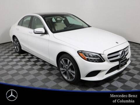 2019 Mercedes-Benz C-Class for sale at Preowned of Columbia in Columbia MO