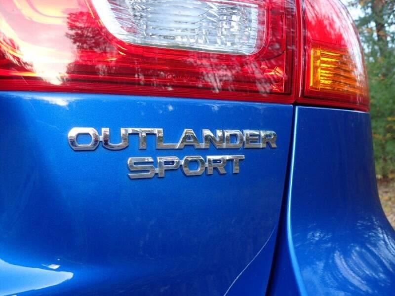 2018 Mitsubishi Outlander Sport ES 2.0 AWC CVT - Storrs CT