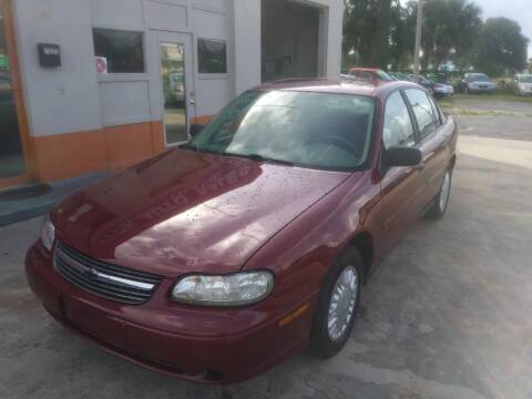2004 Chevrolet Classic for sale at QUALITY AUTO SALES OF FLORIDA in New Port Richey FL