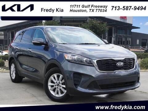 2020 Kia Sorento for sale at FREDY USED CAR SALES in Houston TX