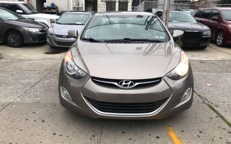 2013 Hyundai Elantra for sale at Luxury 1 Auto Sales Inc in Brooklyn NY