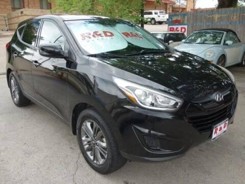 2015 Hyundai Tucson for sale at R & D Motors in Austin TX
