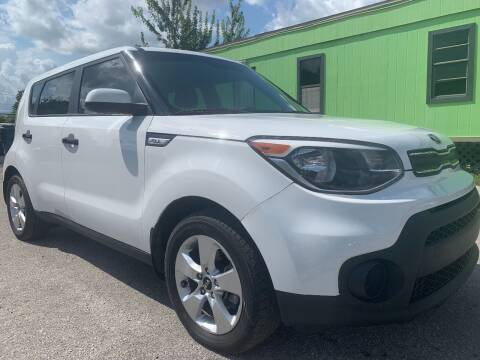 2017 Kia Soul for sale at Marvin Motors in Kissimmee FL