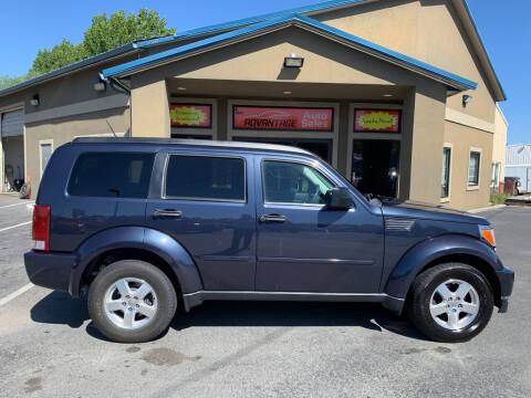 2008 Dodge Nitro for sale at Advantage Auto Sales in Garden City ID