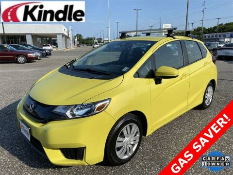 2016 Honda Fit for sale at Kindle Auto Plaza in Cape May Court House NJ