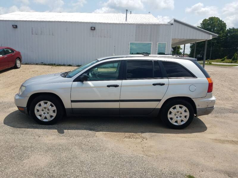 2008 Chrysler Pacifica for sale at Steve Winnie Auto Sales in Edmore MI