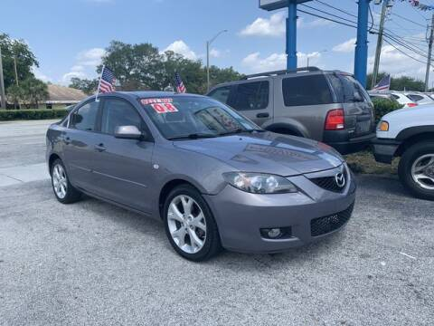 2008 Mazda MAZDA3 for sale at AUTO PROVIDER in Fort Lauderdale FL