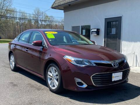 2015 Toyota Avalon for sale at Vantage Auto Group in Tinton Falls NJ