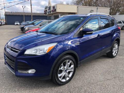 2014 Ford Escape for sale at SKY AUTO SALES in Detroit MI