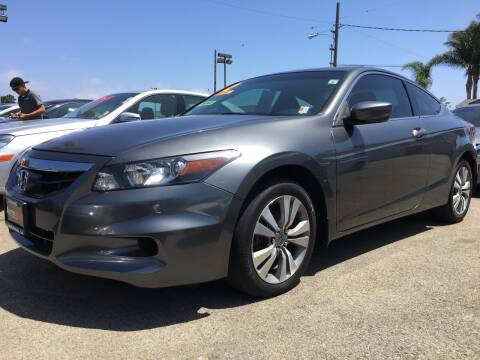 2012 Honda Accord for sale at Auto Max of Ventura in Ventura CA