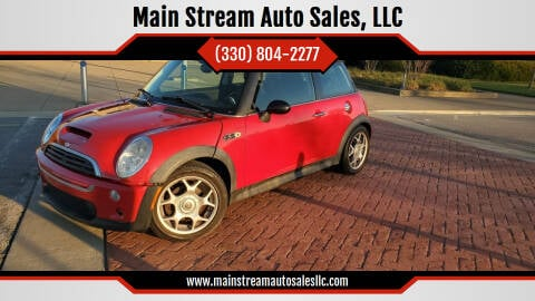 2002 MINI Cooper for sale at Main Stream Auto Sales, LLC in Wooster OH