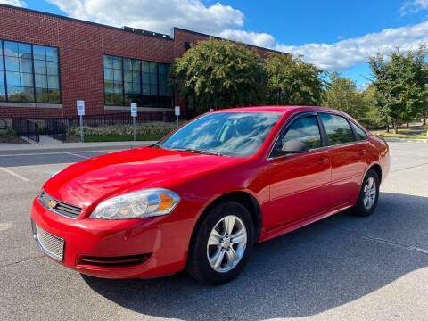 2013 Chevrolet Impala for sale at Auto Wholesalers Of Rockville in Rockville MD
