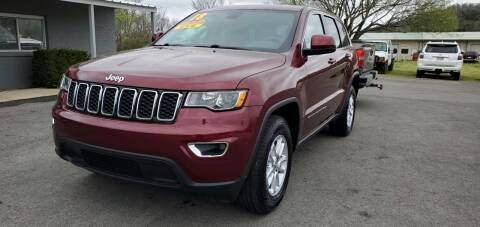 2018 Jeep Grand Cherokee for sale at Jacks Auto Sales in Mountain Home AR