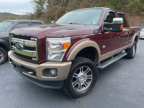 2012 Ford F-250 Super Duty for sale at Turner's Inc in Weston WV
