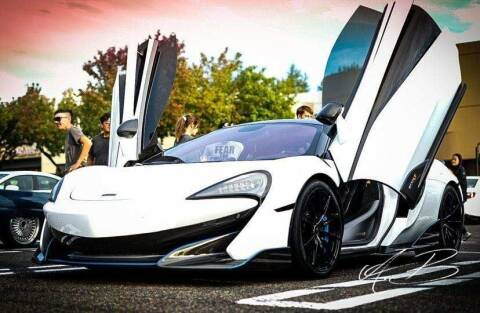 2019 McLaren 600LT for sale at EXECUTIVE AUTOSPORT in Portland OR