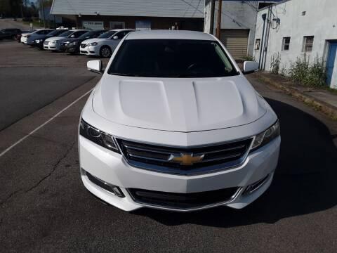 2015 Chevrolet Impala for sale at Auto Villa in Danville VA