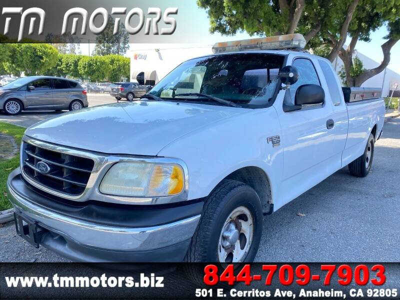 2001 Ford F-150 for sale in Anaheim, CA