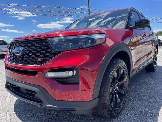 2021 Ford Explorer for sale in North Vernon, IN