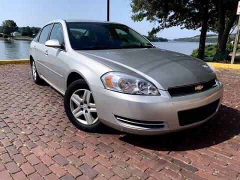 2008 Chevrolet Impala for sale at PUTNAM AUTO SALES INC in Marietta OH
