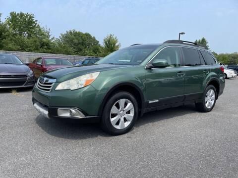 2011 Subaru Outback for sale at Auto Land Inc in Fredericksburg VA