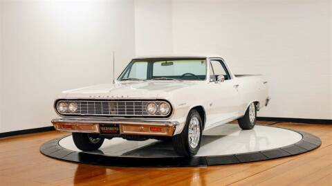 1964 Chevrolet El Camino for sale at Mershon's World Of Cars Inc in Springfield OH