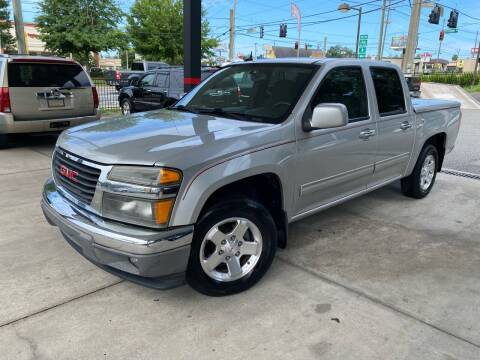 2010 GMC Canyon for sale at Michael's Imports in Tallahassee FL
