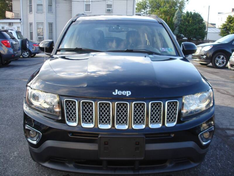 2015 Jeep Compass for sale at Pete's Bridge Street Motors in New Cumberland PA