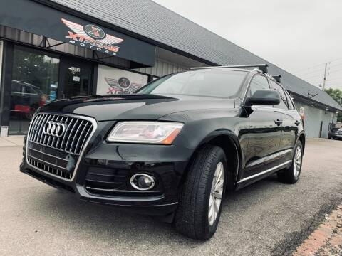 2015 Audi Q5 for sale at Xtreme Motors Inc. in Indianapolis IN